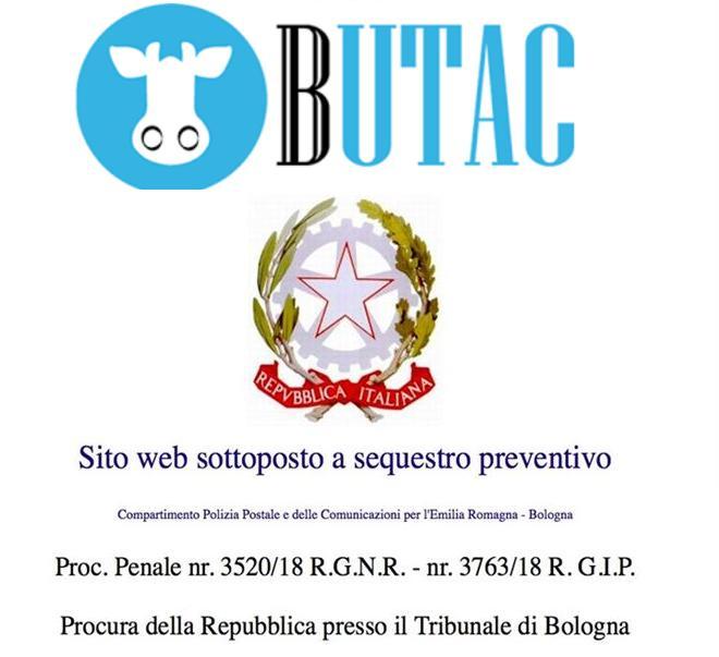 Sequestrato il sito Butac, il sito anti bufala